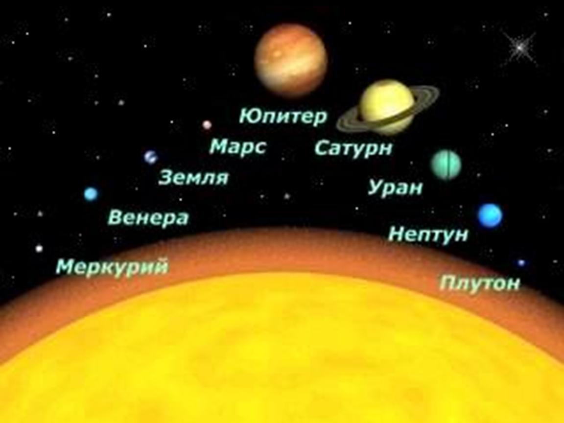 планеты солнечной системы скачать картинки