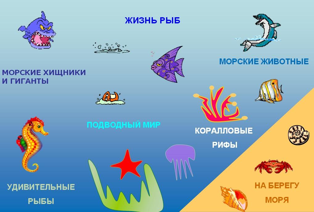 подводный мир видео скачать бесплатно для детей